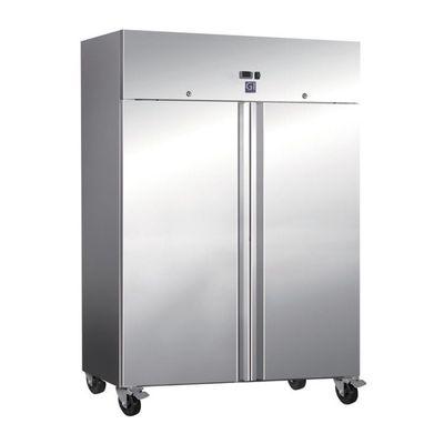 Gastro-Inox Tiefkühlschrank 1200 Liter auf Rollen