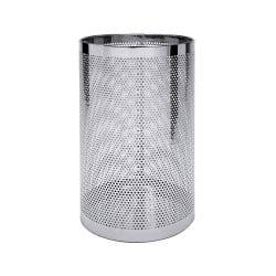 Papierkorb / Schirmständer perforiert, Durchmesser: 300 mm, Höhe 550 mm