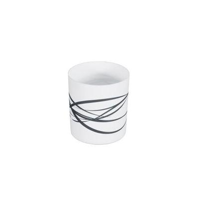 Tischabfallbehälter aus Kunststoff 14x13cm