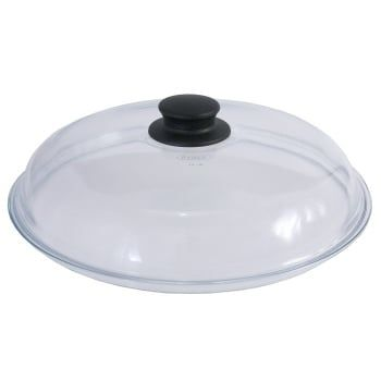 Couvercle en verre Pyrex, 20 cm, diamètre de 20 cm