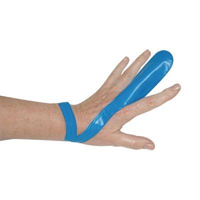 Blauer Fingerschutz - 10 Stück