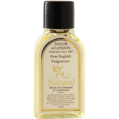 "Taylor of London Shampoo + Conditioner ""Natural"" - 250 Stück"