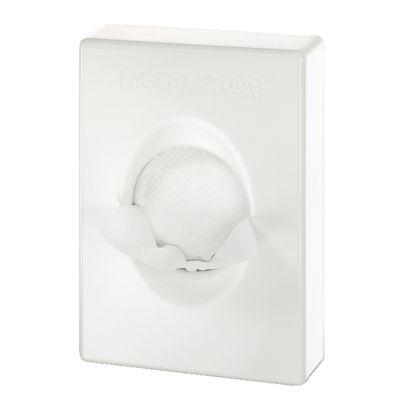 Spender für Hygienebeutel - Weiß
