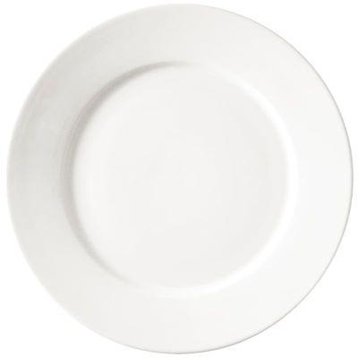 Assiette Athena Hotelware à bord large, 16,5 cm