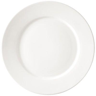 Assiette Athena Hotelware à bord large, 28cm