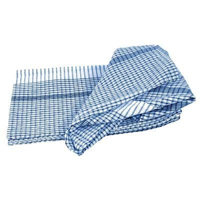 Torchon Vogue usage général bleu - 10 pièces