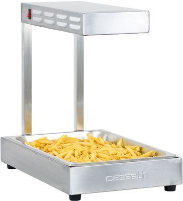 CASSELIN - Chauffe-frites GN 1/1 Quartz