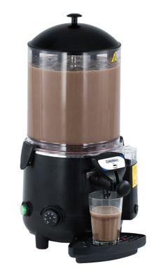 CASSELIN - Chocolatière 10L noire