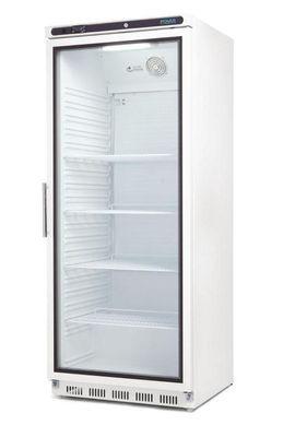 Lagerkühlschrank Polar 600L mit Glastür