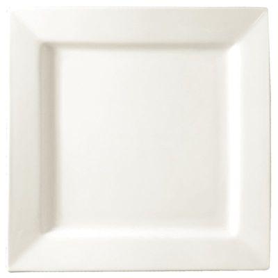 Assiette Lumina carrée 30 cm