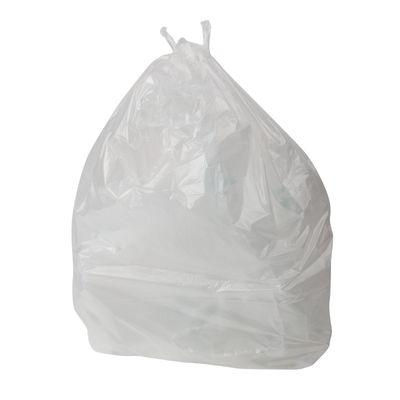 Jantex Transparente Müllbeutel 100 Liter - 200 Stück