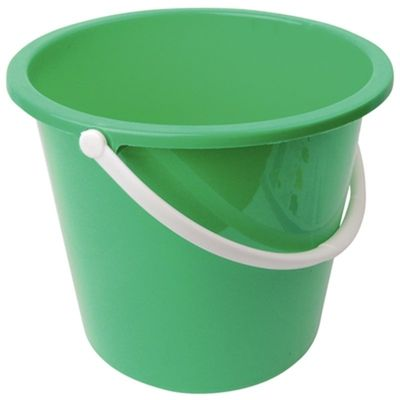 Jantex Kunststoffeimer 10 Ltr. grün