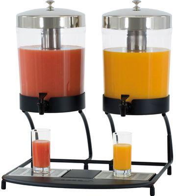 CASSELIN - Distributeur de jus de fruit 2 x 8 Litres