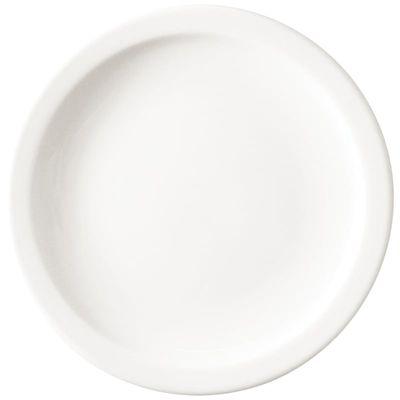 Assiette Athena Hotelware à bord étroit, 16,5 cm