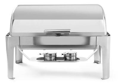 Chauffe-plats Rolltop GN 1/1- profondeur 65 mm