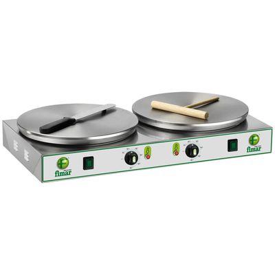 Fimar Elektro Crepiere CRP2N
