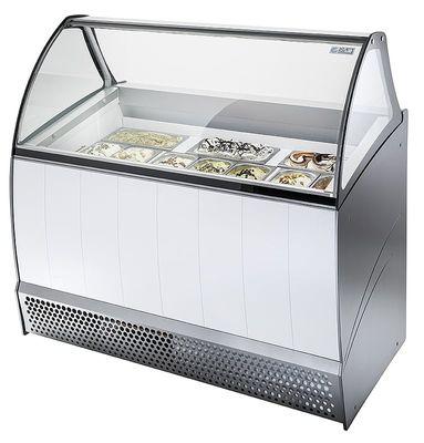Vitrine réfrigérée pour crèmes glacées ISA Bermuda LX 10 UM
