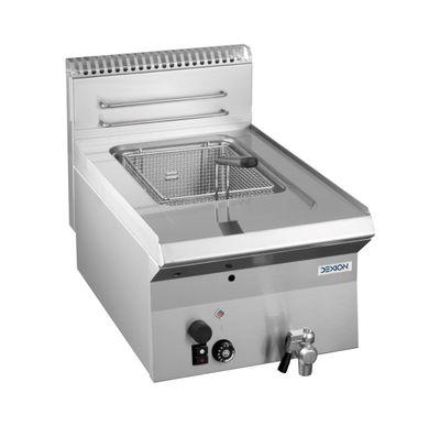 Friteuse à gaz Dexion série 65 - 40/65 - appareil de table