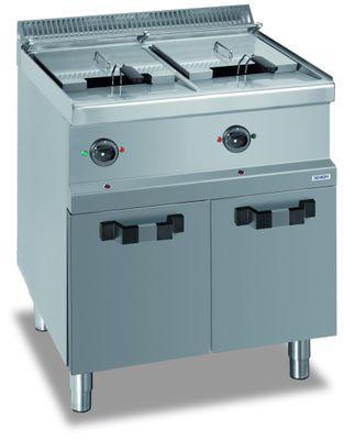 Elektrofritteuse Dexion Serie 77 - 70/70 13+13 Liter