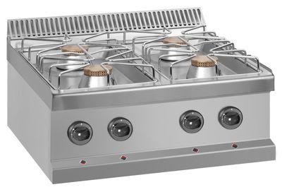 Fourneau à gaz Dexion série 77 - 70/70 à poser  28 kW