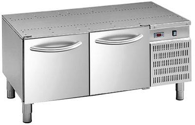 Table réfrigérée sous comptoir Dexion Lux 700 - 120/70 - 2 tiroirs