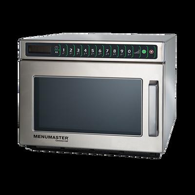 Menumaster Premium Mikrowelle 17 Liter mit Touch Bedienfeld, 1800 Watt