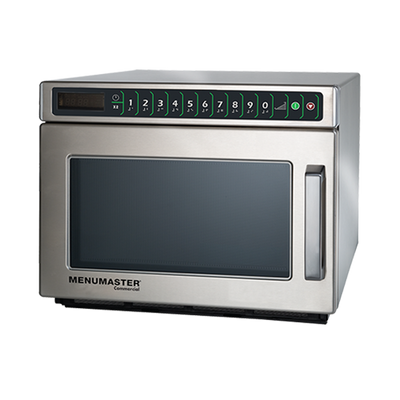 Menumaster Premium Mikrowelle 17 Liter mit Touch Bedienfeld, 2100 Watt