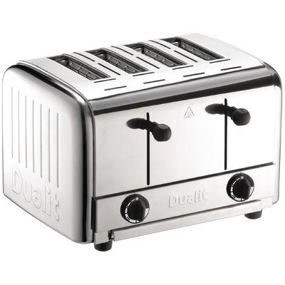 Dualit Toaster mit 4 Schlitze