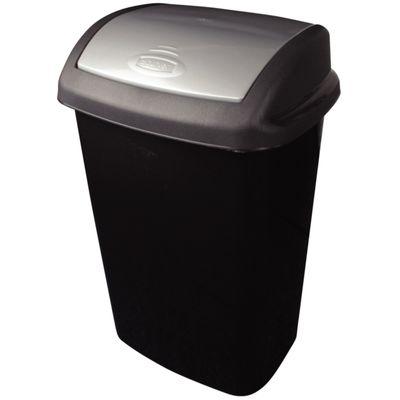 Curver Abfallbehälter mit Schwingdeckel Curver 50l