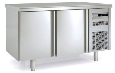 Meuble traversant réfrigéré Premium 2/0