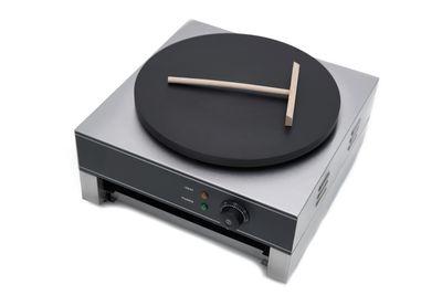 Elektro-Crêpes-Eisen - 1 Kochplatte Ø 400 mm