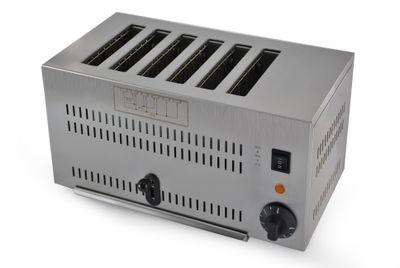 Toaster mit 6 Schlitzen