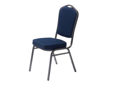 Chaise d'évènement Castle bleue – 4pièces