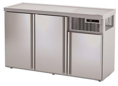 Armoire réfrigérée pour fûts Premium 3 x 50 litres