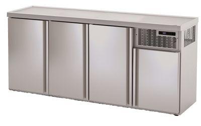 Armoire réfrigérée pour fûts Premium 4 x 50 litres