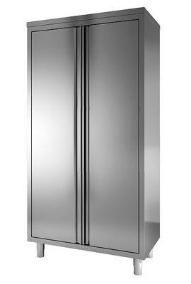 Armoire à vaisselle ECO 8x6x18 avec portes battantes