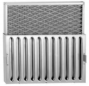 Kombi-Flammschutzfilter Profi Bauart A, 250x500x35 mm