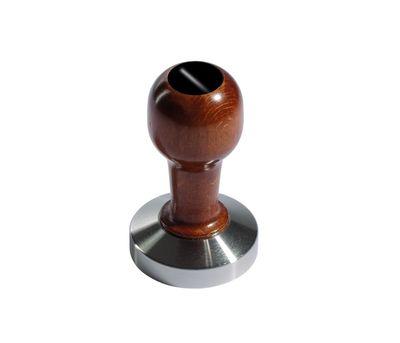 Handpressen für Kaffee aus Holz/Aluminium