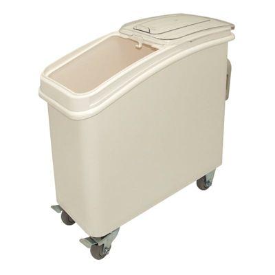 Vogue Lebensmittelbehälter mit Schiebedeckel - 120l