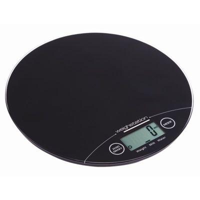 Weightstation elektronische runde Waage 5kg
