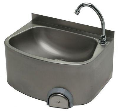 Lave-mains avec dosseret480x350x230 mm