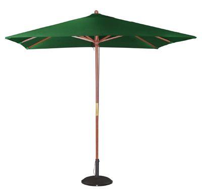 Sonnenschirm Bolero quadratisch - Breite 2,5m - grün