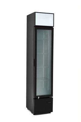 Réfrigérateur à boissons ECO 160 Slim avec tête d'éclairage