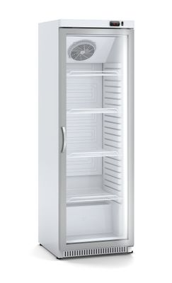 Getränkekühlschrank Profi 400 weiss