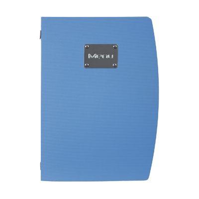 Securit Menükarte A4 Securit blau