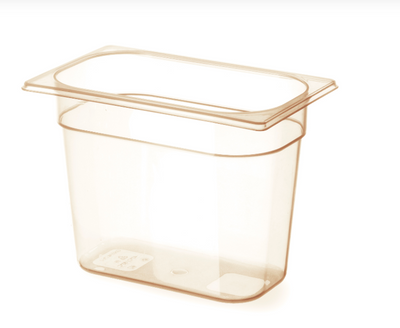 Bac Gastronorm HTB sans BPA - GN1/4-150