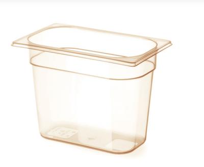 Bac Gastronorm HTB sans BPA - GN1/4-100