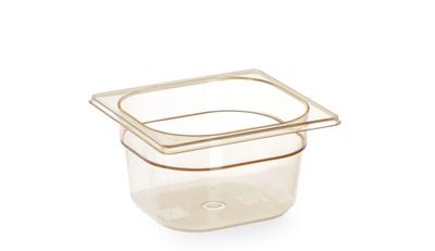 Bac Gastronorm HTB sans BPA - GN1/6-150