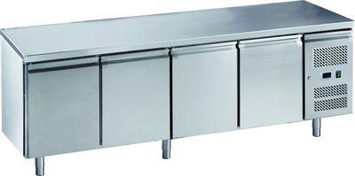 Table réfrigérée ECO 4/0 - GN 1/1
