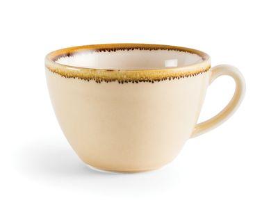 Cappuccino-Tasse, KILN, 34cl, Sandstein